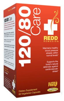 120-80 Care by Redd Remedies