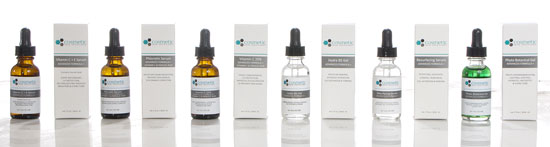 Cosmetic Skin Solutions Serums