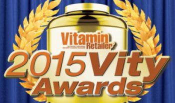 2015 Vity Award