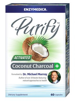 Purify Activated Coconut Charcoal from Enzymedica