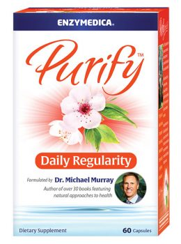 Purify Daily Regularity from Enzymedica
