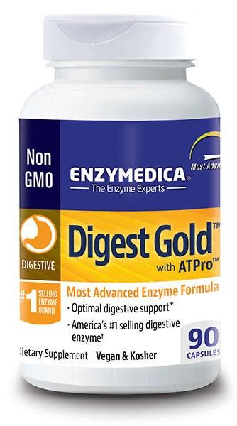 Digest Gold Advance Enzyme Formula with ATPro