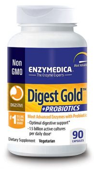 Digest Gold plus Probiotics from Enzymedica
