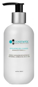 Exfoliating Gel Cleanser from Cosmetic Skin Solutions