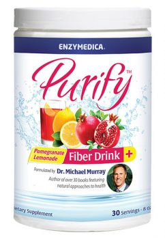 Purify Fiber Drink from Enzymedica