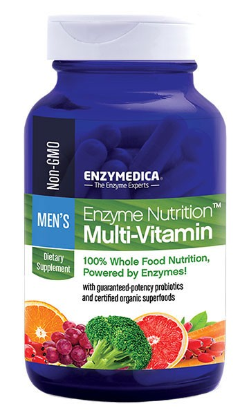 Enzyme Nutrition Multi-Vitamin Mens from Enzymedica