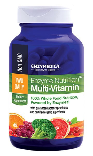 Enzyme Nutrition Multi-Vitamin from Enzymedica