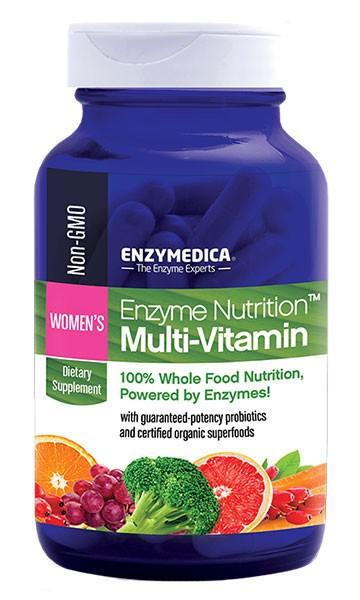 Enzyme Nutrition Multi-Vitamin Women's from Enzymedica