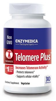 Telomere Plus from Enzymedica