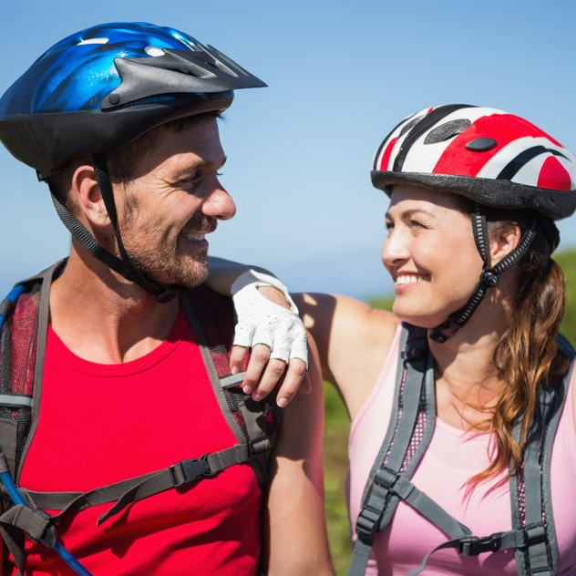 Active couple cycling