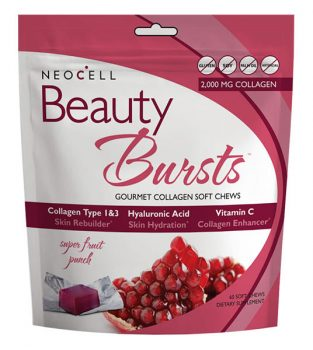 Beauty Bursts Collagen Chews from NeoCell