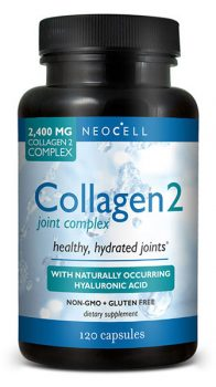 Collagen Type 2 Joint Complex with Hyaluronic Acid from NeoCell