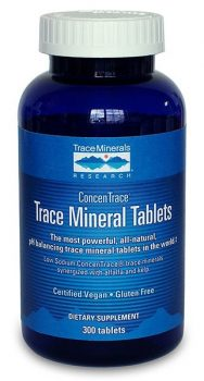 Trace Minerals Tablets