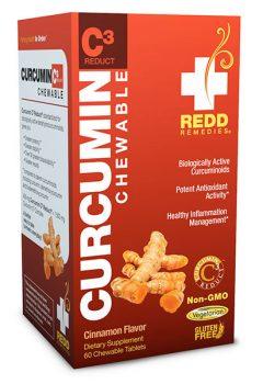 Curcumin C3 Chewable from Redd Remedies