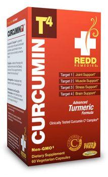 Curcumin T4 from Redd Remedies