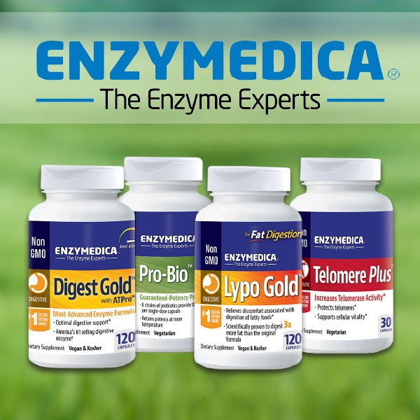 Enzymedica product banner