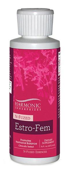 N-Fuzed Estro-Fem from Harmonic Innerprizes