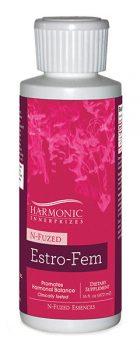 n-fuzed estro fem from harmonic innerprizes