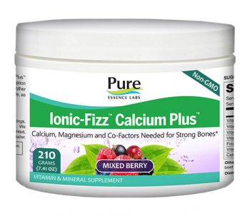 Ionic-Fizz Calcium Plus from Pure Essence Labs