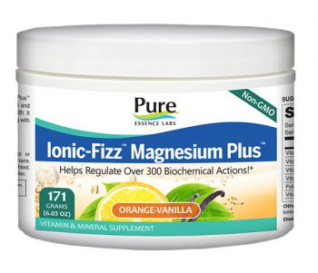 Ionic Fizz Magnesium Plus from Pure Essence Labs