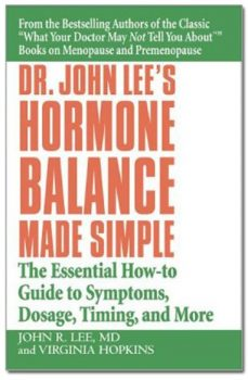 Dr. Lee Hormone Balance Made Simple