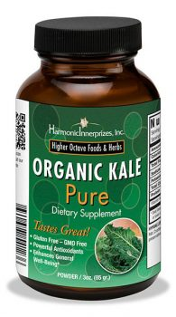 Organic Kale PURE from Harmonic Innerprizes
