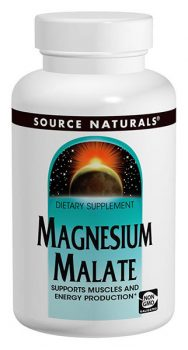 Magnesium Malate from Source Naturals
