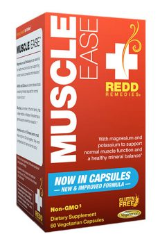 Muscle Ease from Redd Remedies
