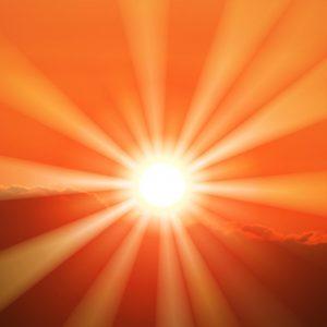 Combat Damage to Sun Exposed Skin