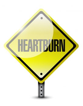 heartburn and digestive enzyme deficiency