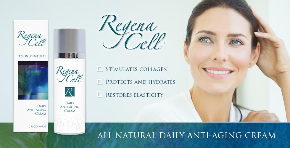 RegenaCell Daily Anti-Aging Cream