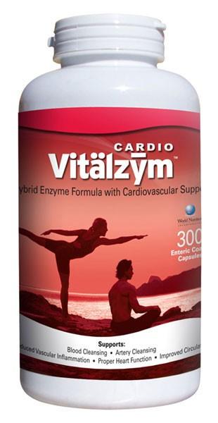 Vitalzym Cardio from World Nutrition