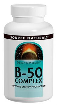 B-50 Complex from Source Naturals